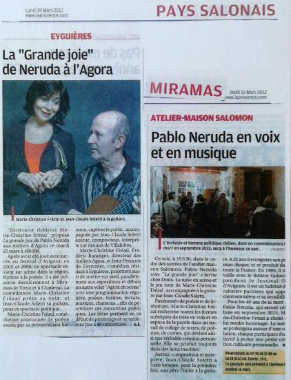 Article Neruda